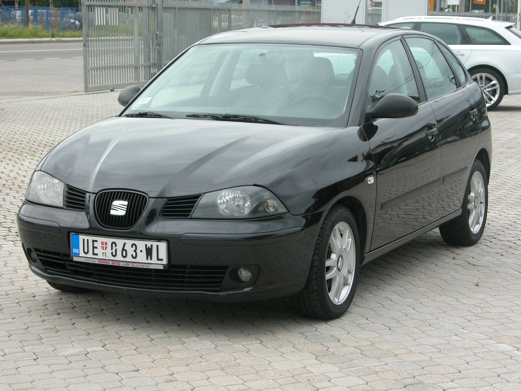seat ibiza 2004 2450. Black Bedroom Furniture Sets. Home Design Ideas